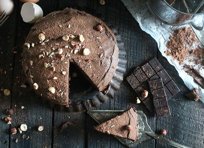 25 Drool-Worthy Chocolate Cake Recipes: Gluten-free Chocolate Cake