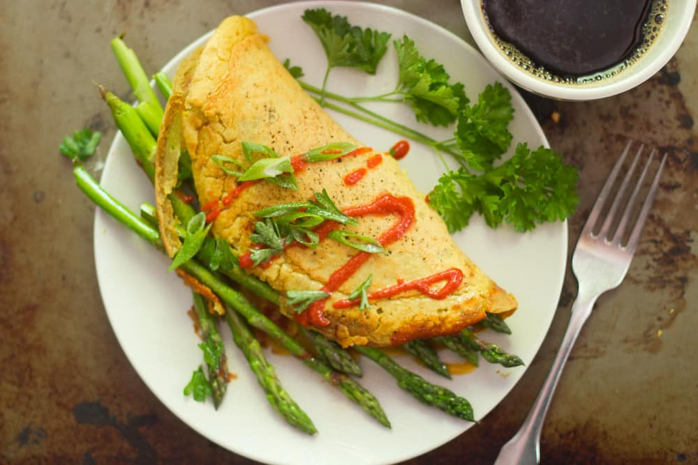 How to Make a Vegan Omelet