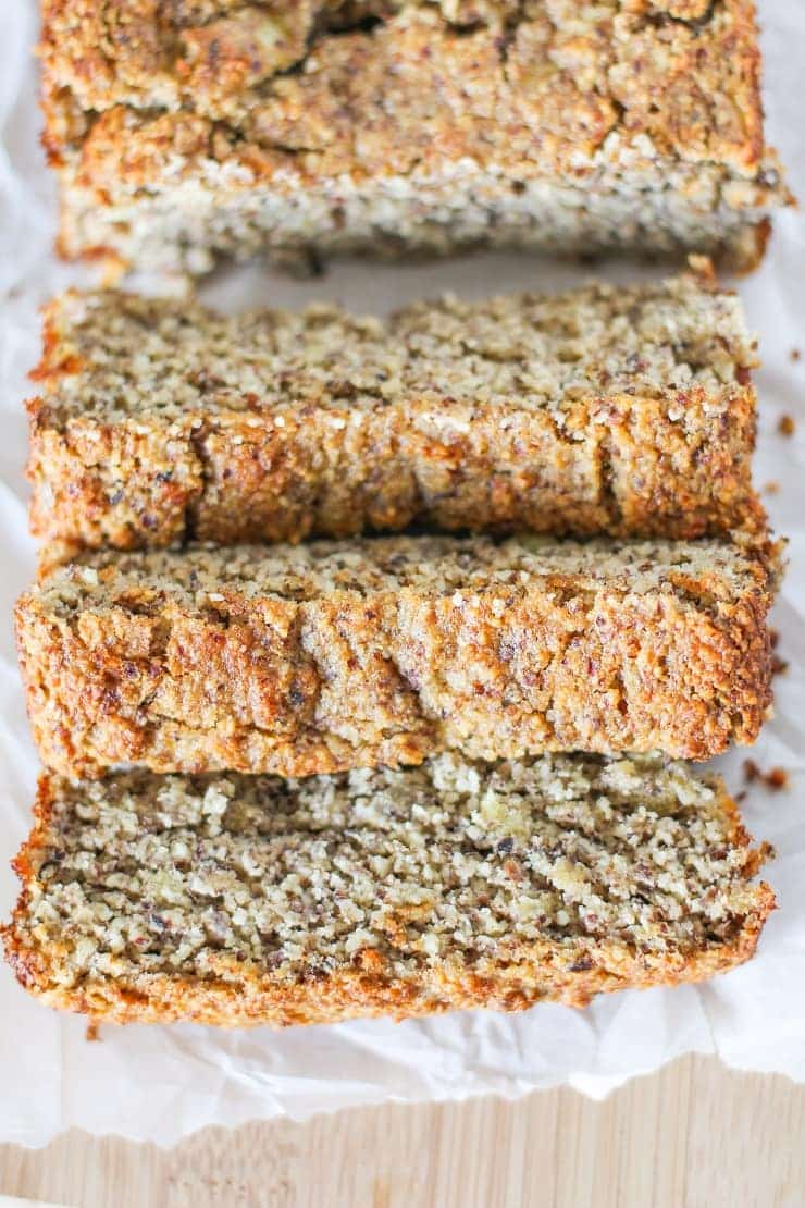 20 Creative and Delicious Banana Bread Recipes: Paleo Banana Bread