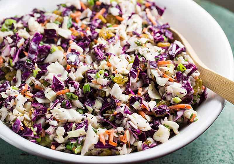 15 Coleslaw Recipes to Make This Summer: Poppyseed Coleslaw