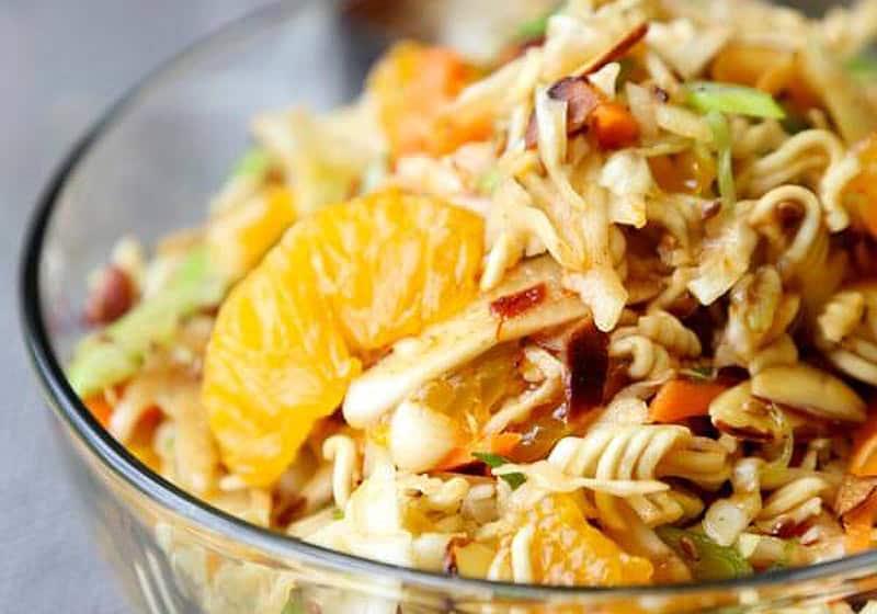 15 Coleslaw Recipes to Make This Summer: Ramen Noodle Coleslaw