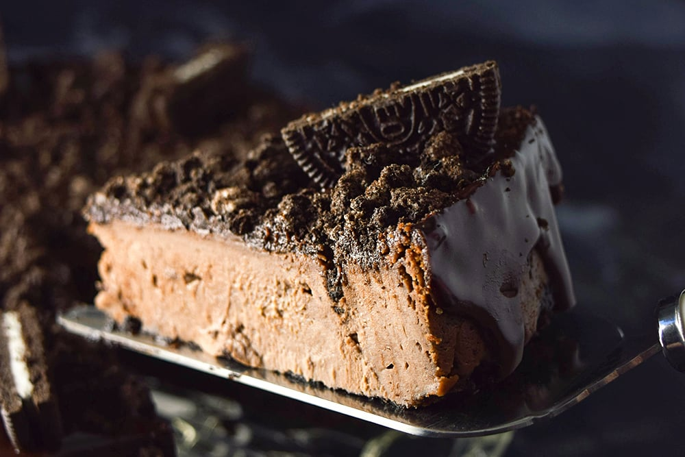 15 Recipes That Take New York Cheesecake to the Next Level: Chocolate Oreo Cheesecake