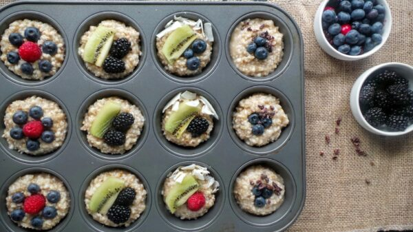 Best Vegetarian Freezer Cooking Breakfasts to Start Your Day Right: Freezer Steel Cut Oats