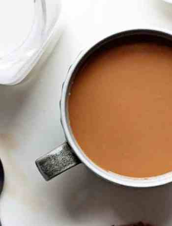 15 Creamy & Dreamy Vegan Coffee Creamer Recipes: Coconut Coffee Creamer