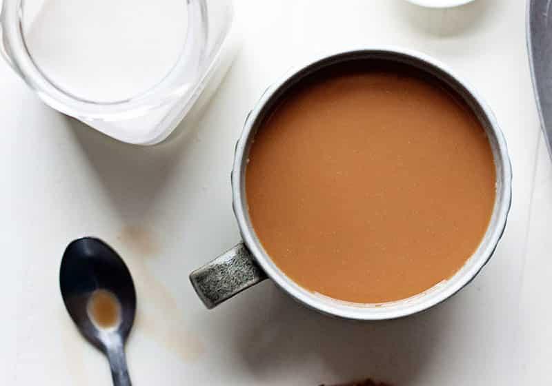 15 Creamy & Dreamy Vegan Coffee Creamer Recipes: Coconut Coffee Creamer