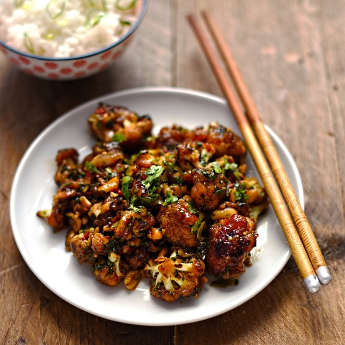 16 Spices You Haven't Tried But Definitely Should: Kung Pao Cauliflower