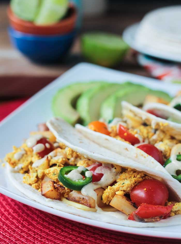 49 Savory Vegan Breakfast Recipes: Healthy Breakfast Tacos
