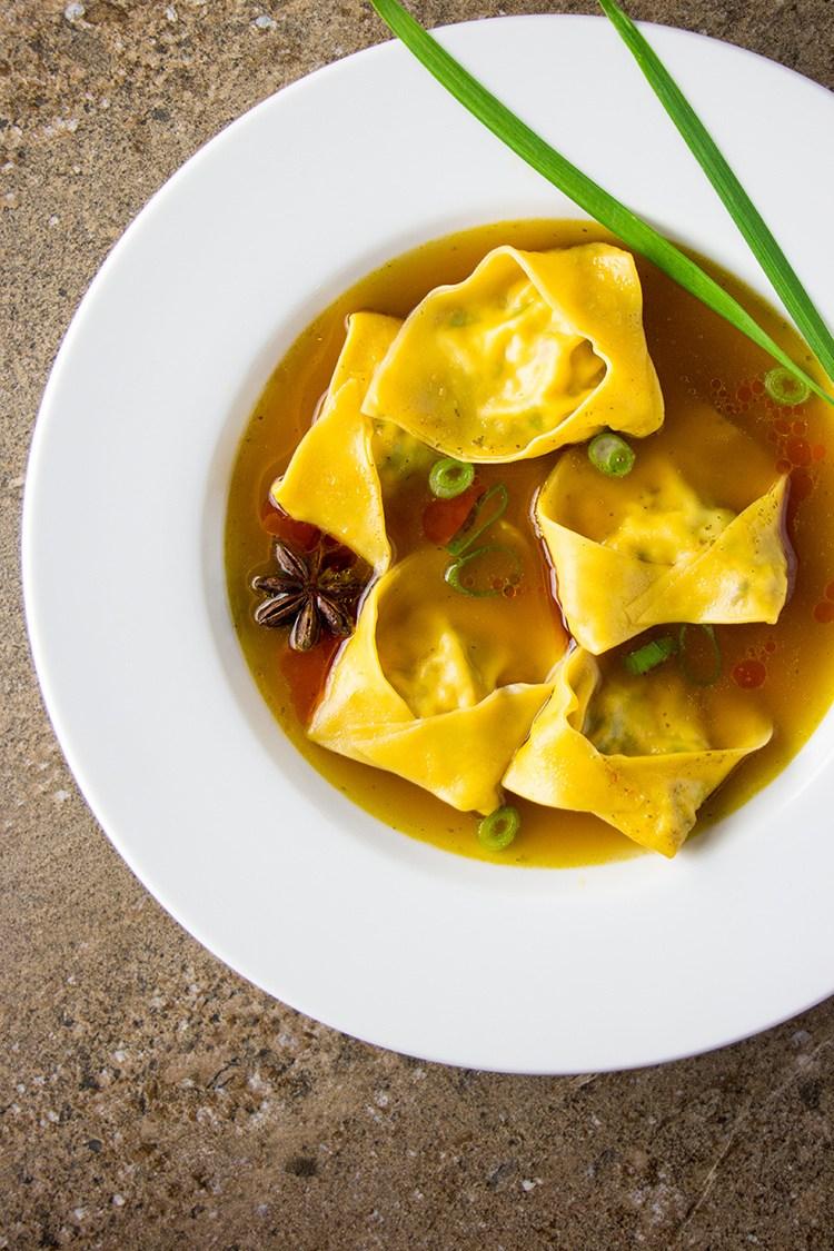 16 Spices You Haven't Tried But Definitely Should: Wonton Soup