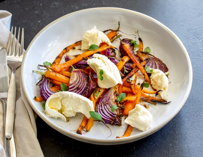 16 Spices You Haven't Tried But Definitely Should: Carrot Red Onion Salad