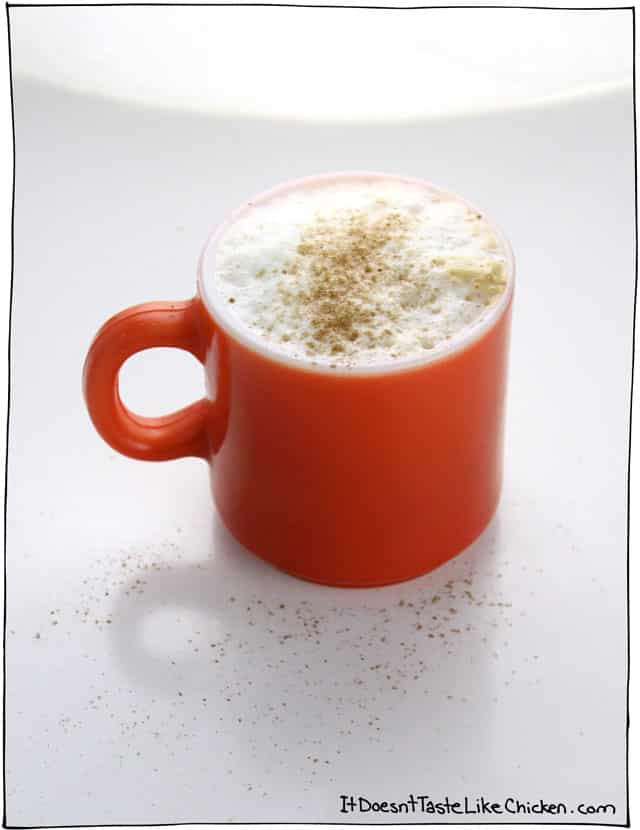 11 Cozy Coffee Drinks You Need This Fall: Pumpkin Spice Syrup