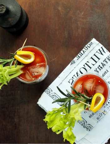 13 Bloody Mary Recipes to Serve at Your Next Brunch | Cold Brew Coffee Bloody Mary