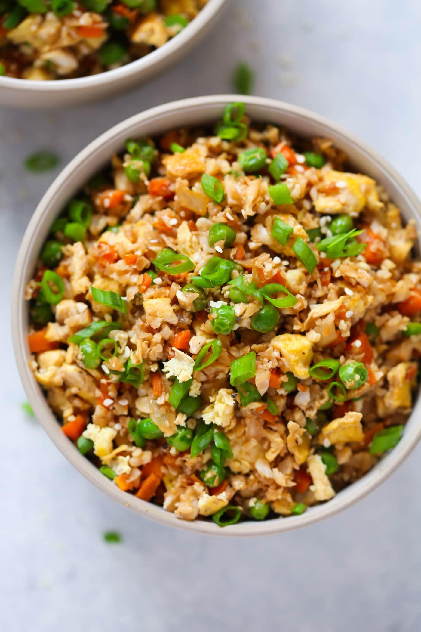 15 Scrumptious Ways to Make Vegetarian Fried Rice
