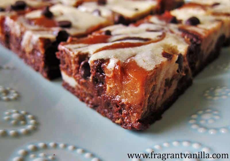 21 Drool-Worthy Recipes for Vegan Brownies: Vegan Milky Way Swirl Brownies