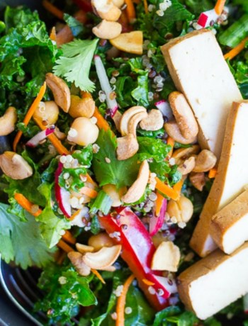 16 Satisfying Kale Salad Recipes
