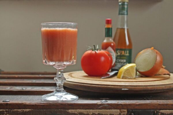 10 Bloody Mary Recipes to Serve at Your Next Brunch | Raw Bloody Mary Smoothie