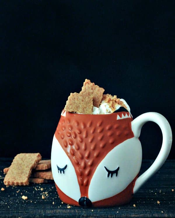 11 Cozy Coffee Drinks You Need This Fall: Toasty Graham Coffee Latte