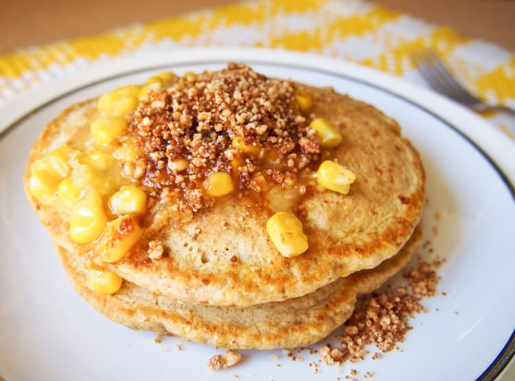 18 Flours You Haven't Tried But Definitely Should: Corn Panckes