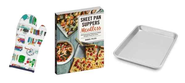 Sheet Pan Suppers Meatless Giveaway Prizes
