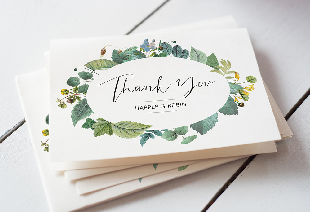 18 Thank-You Notes Tips For After The Wedding
