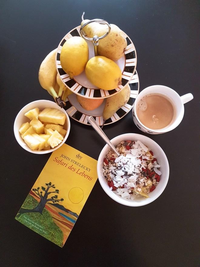 Frühstück Breakfast Bowl