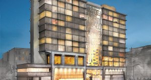 61 Bond Hotel Rendering