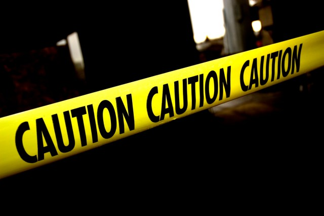 Police Tape Caution