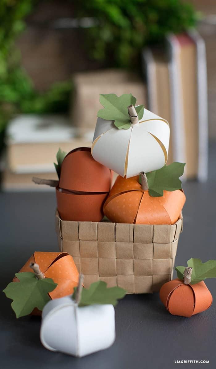 20 Easy Pumpkin crafts ideas