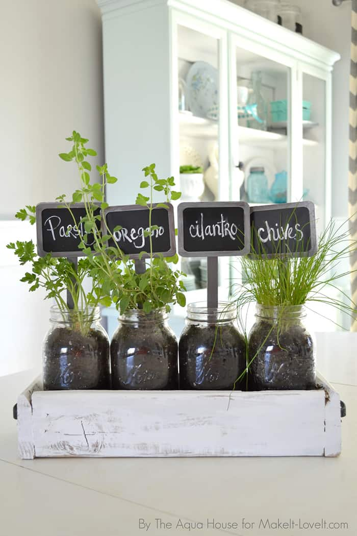 21 Diy Indoor Herbs Garden Ideas Ohoh Deco