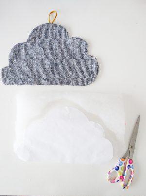 cloud potholder free sewing pattern