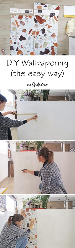 easy wallpapering tips