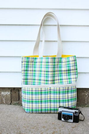 free summer tote bag pattern