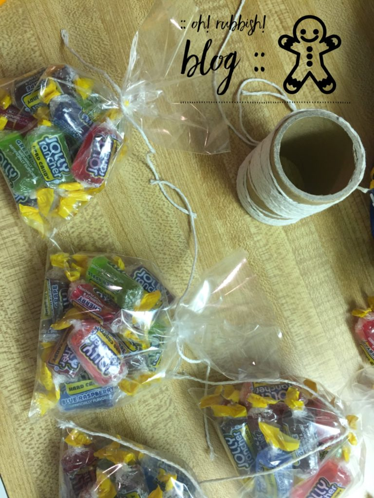 Tis The Season To Be Jolly Jolly Rancher Candy Christmas