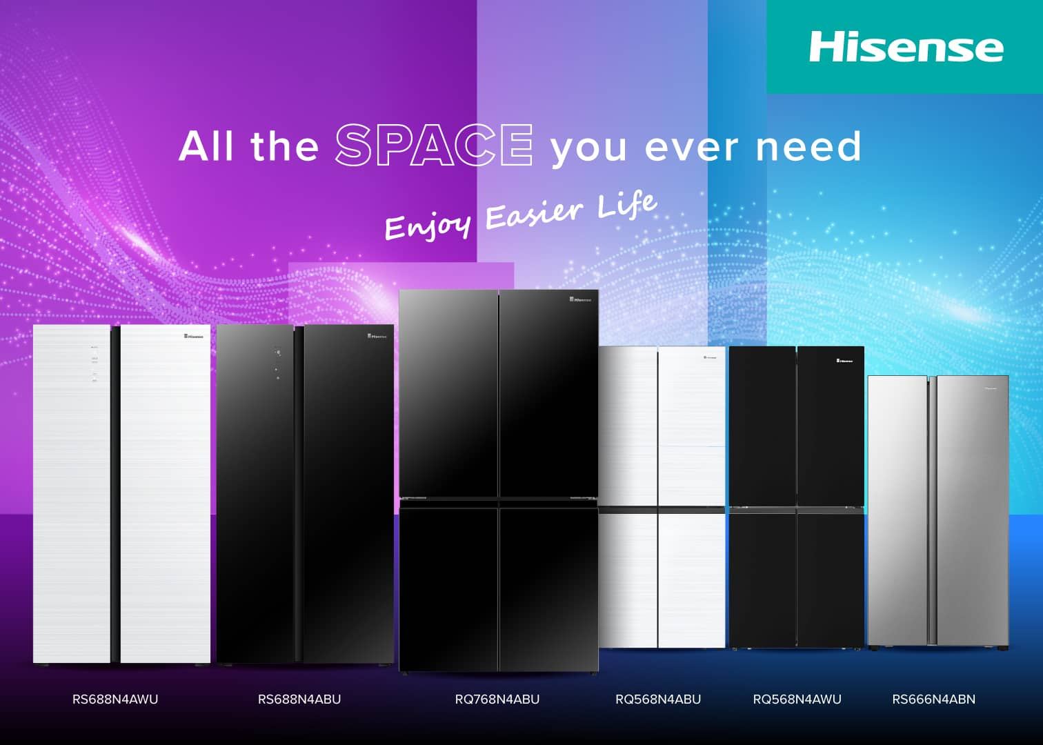 Get Them as Cold as Possible with Hisense Refrigerators