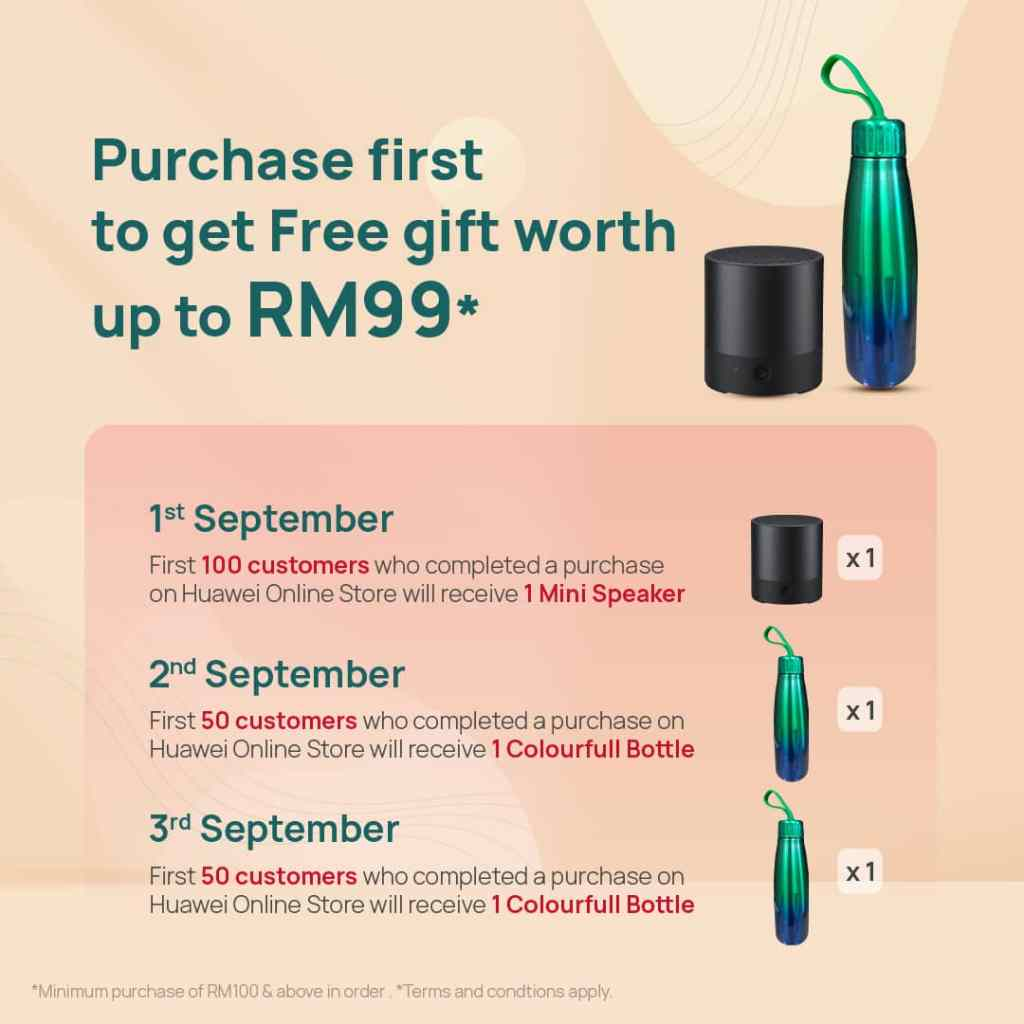 Huawei September Fiesta Features Must-Have Gadgets And Where To Get 'Em