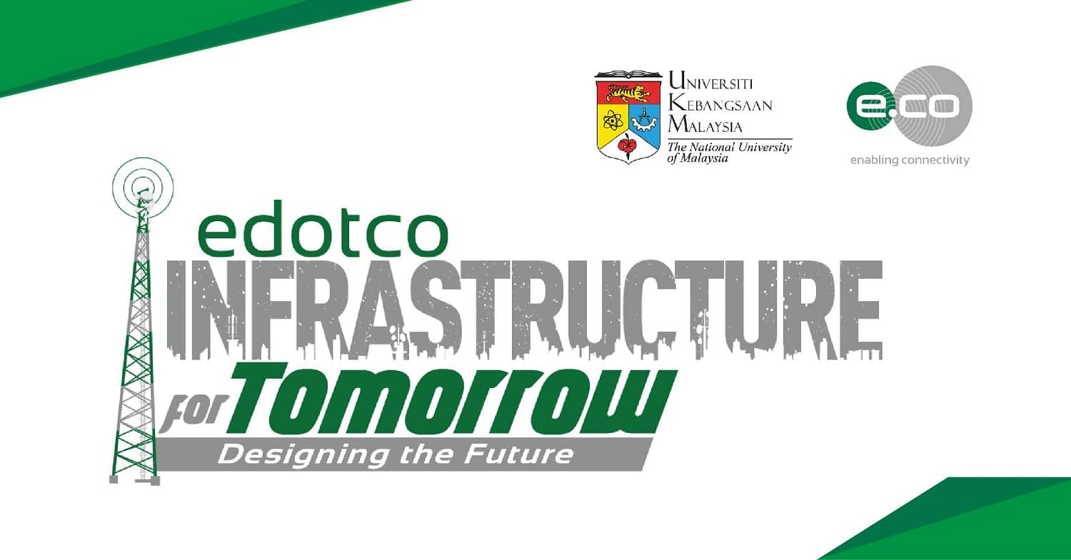 edotco Group Launches Infrastructure Design Competition in Collaboration with UKM