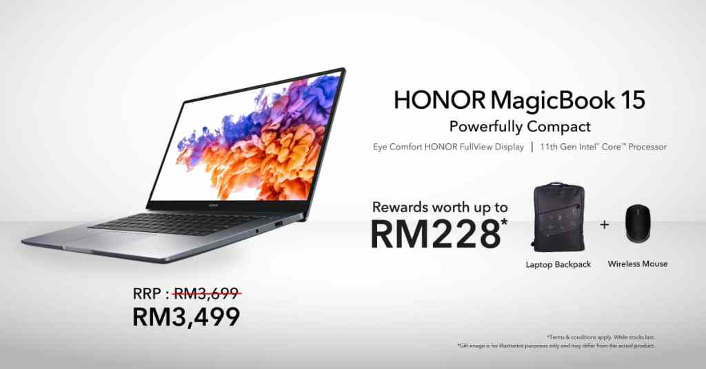 HONOR MagicBook Festival is Here