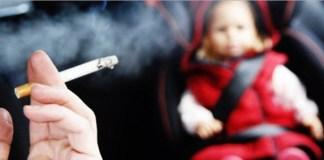 bahaya rokok pada bayi