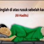 tidur-sunnah-nabi