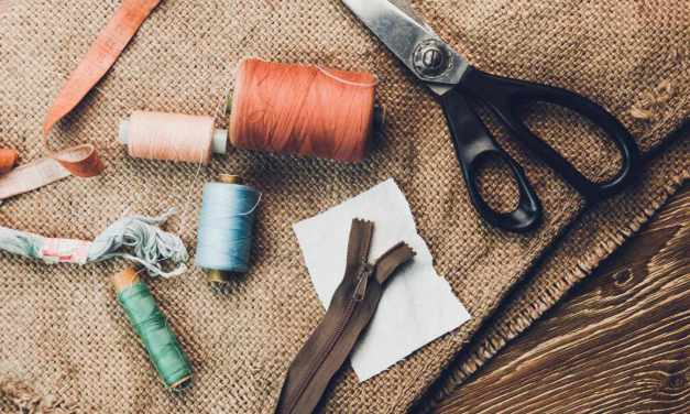 Sustainable sewing –  6 ideas for more sustainable home sewing