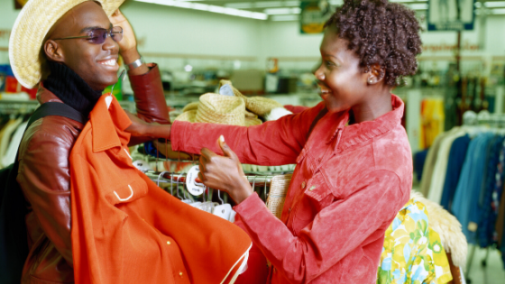 18 ways to know if you're a thrift store addict