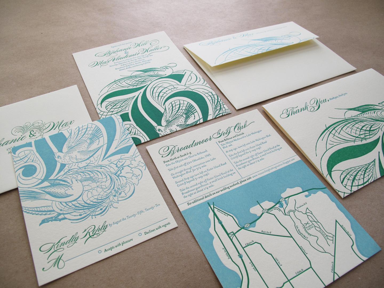Xerox Wedding Invitations