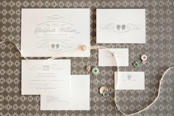 Wedding Invitations Pearl Marmalade