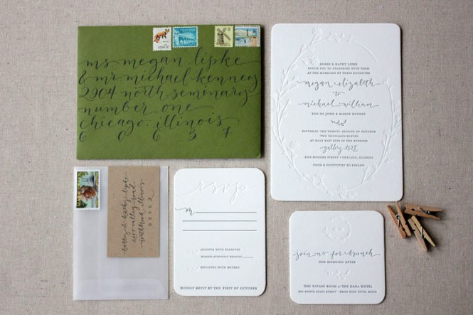 Twig And Fig Invitations