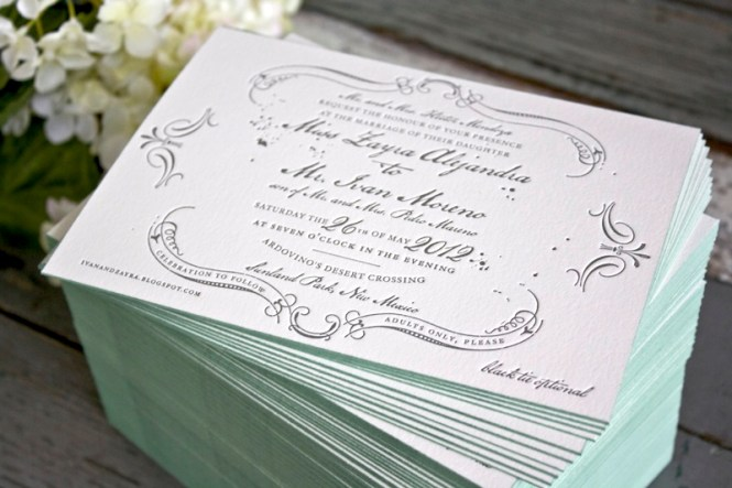 Zayra Ivan S Vintage Inspired Gray Celadon Wedding