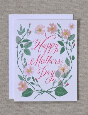Banquet Workshop Floral Mothers Day Card 300x400 Mothers Day Cards, Part 2