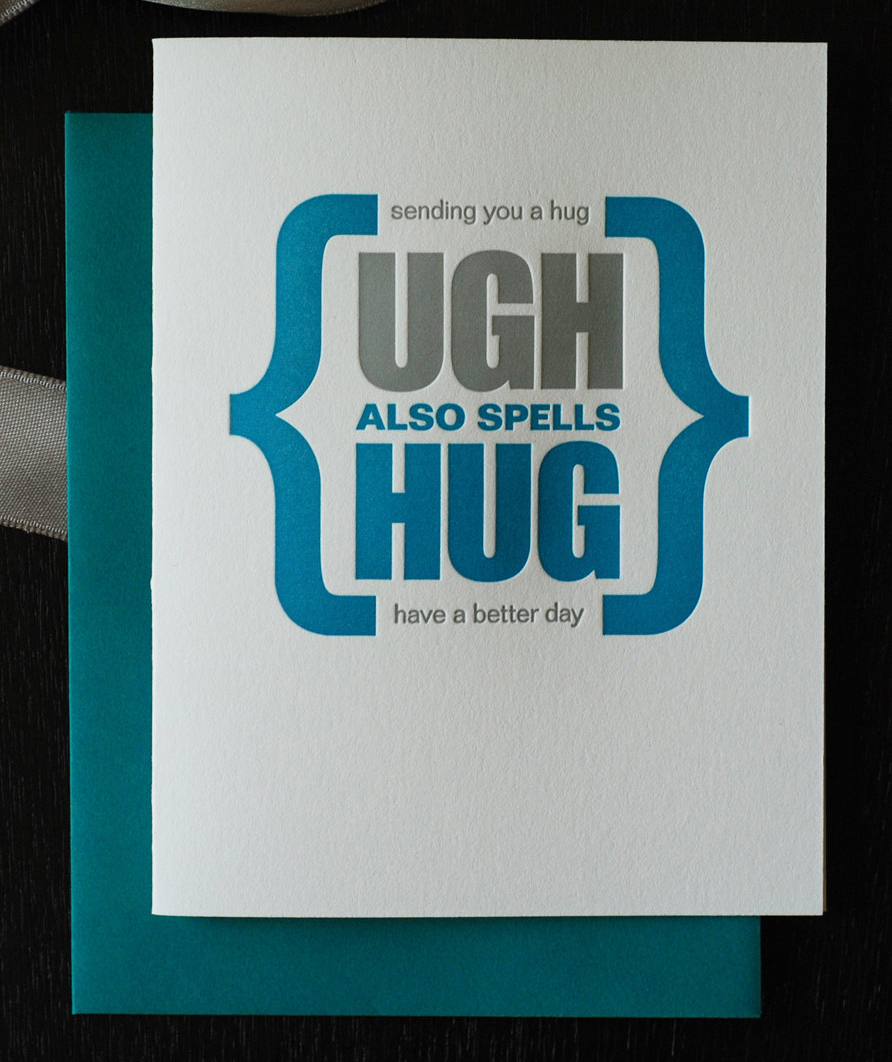 Sometimes All You Need Hug
