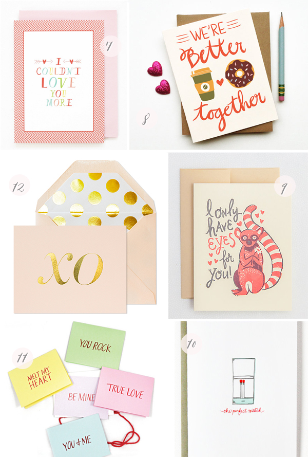 2014 Valentines Day Cards Part2 Seasonal Stationery: Valentines Day, Part 1