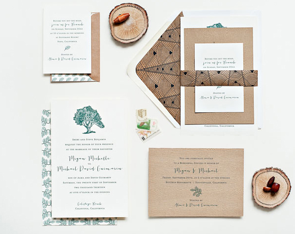 Erfly Invitation Suite