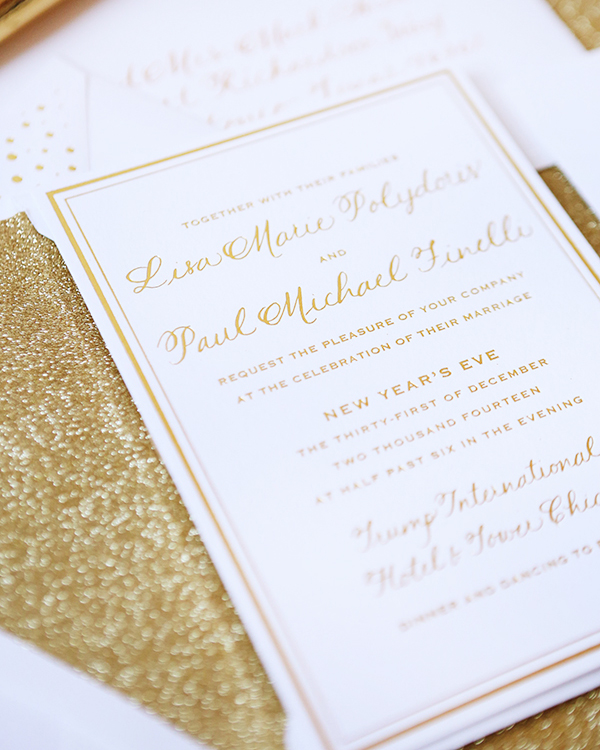 New Years Eve Wedding Invitations To Inspire You How Make Your Invitation With Surprising Appearance 15