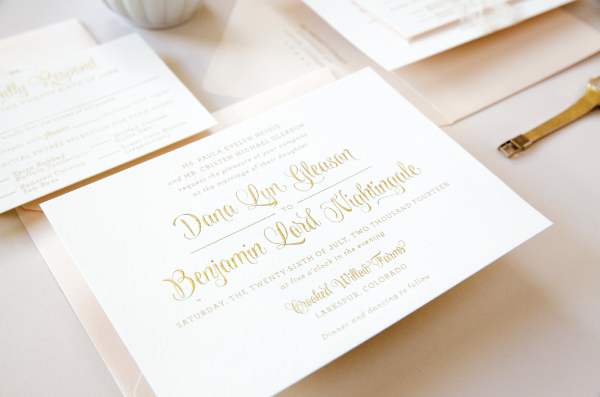 Engraved Wedding Invitations To Create A Graceful Invitation Design With Appearance 16
